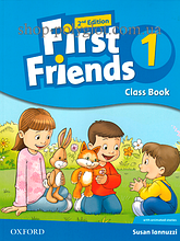 Учебник First Friends 2nd Edition 1 Class Book