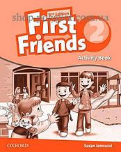 Рабочая тетрадь First Friends 2nd Edition 2 Activity Book