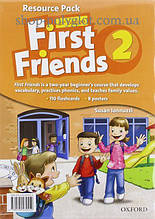 Ресурсы для учителя First Friends 2nd Edition 2 Teacher's Resource Pack