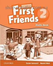 Книга First Friends 2nd Edition 2 Maths Book