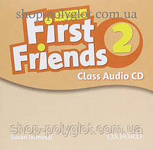 Аудио диск First Friends 2nd Edition 2 Class Audio CD