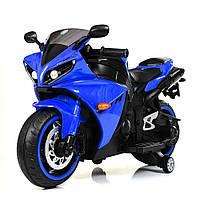Мотоцикл Bambi M 4069L-4 Синий