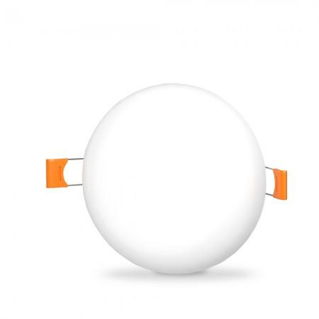 Светильник светодиодный универсальный SL UNI-24-R 24W 5000K кругл. бел. Код.59674