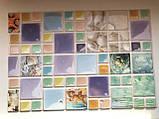 Декоративные Панели ПВХ Мозаика лагуна, фото 2