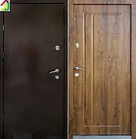 Двері вхідні Бастіон-БЦ ОФІС-МАКС Б-310 ПВХ-90, двері для офісу, квартири, двері броньовані, для вулиці.