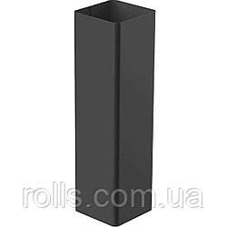 Труба водосточная квадратная Galeco STAL² 125/80×80 труба водостічна 3м.п. S2080-_-RU300-G