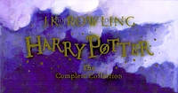 Набор книг Harry Potter: The Complete Collection Paperback Box Set (Children's Edition)