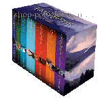 Набор книг Harry Potter: The Complete Collection Paperback Box Set (Children's Edition), фото 2