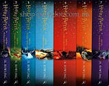 Набор книг Harry Potter: The Complete Collection Paperback Box Set (Children's Edition), фото 3