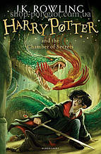 Книга Harry Potter and the Chamber of Secrets