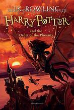 Книга Harry Potter and the Order of the Phoenix