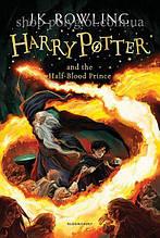 Книга Harry Potter and the Half-Blood Prince