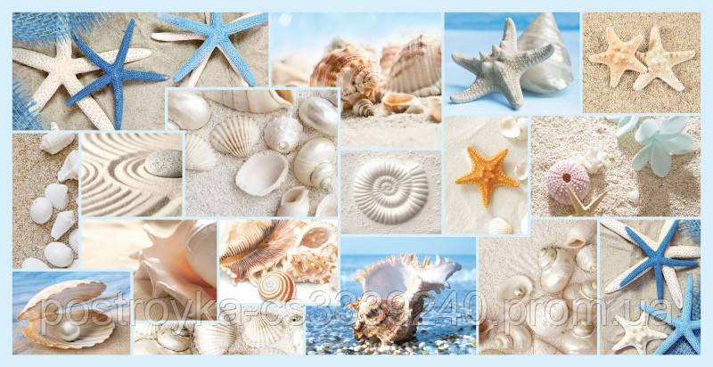 Декоративные Панели ПВХ Мозаика пляж