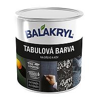 Грифельная краска Balakryl Tabulová barva 0,8кг, фото 1