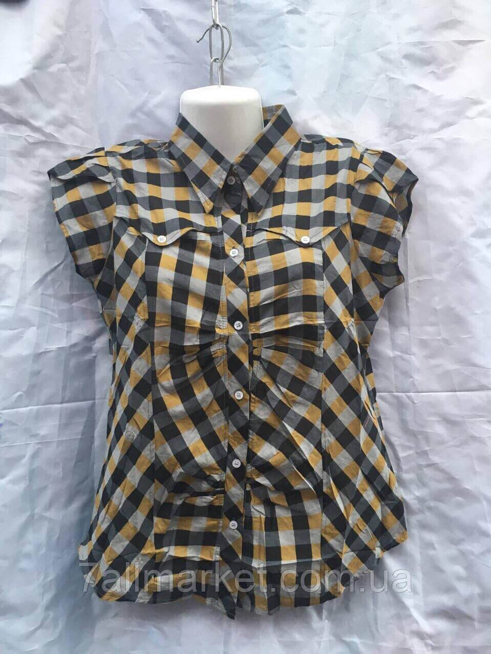 """Рубашка женская с принтом, размер 42-50 """"KING"""" купить недорого от прямого поставщика"""
