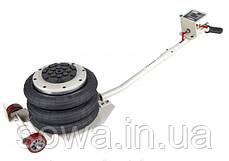 Домкрат пневматический Euro Craft /  3,5т / 150-400мм, фото 3