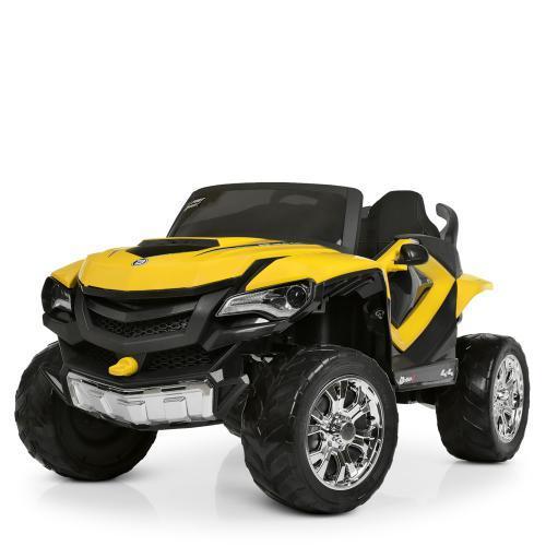 Электромобиль Bambi M 4201EBLR-6 Желтый