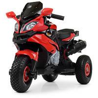 Мотоцикл Bambi M 4188AL-3 Красный