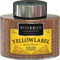 Кофе Bourbon YelloW Label 100 гр.