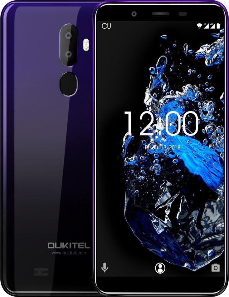 OUKITEL U25 Pro purple