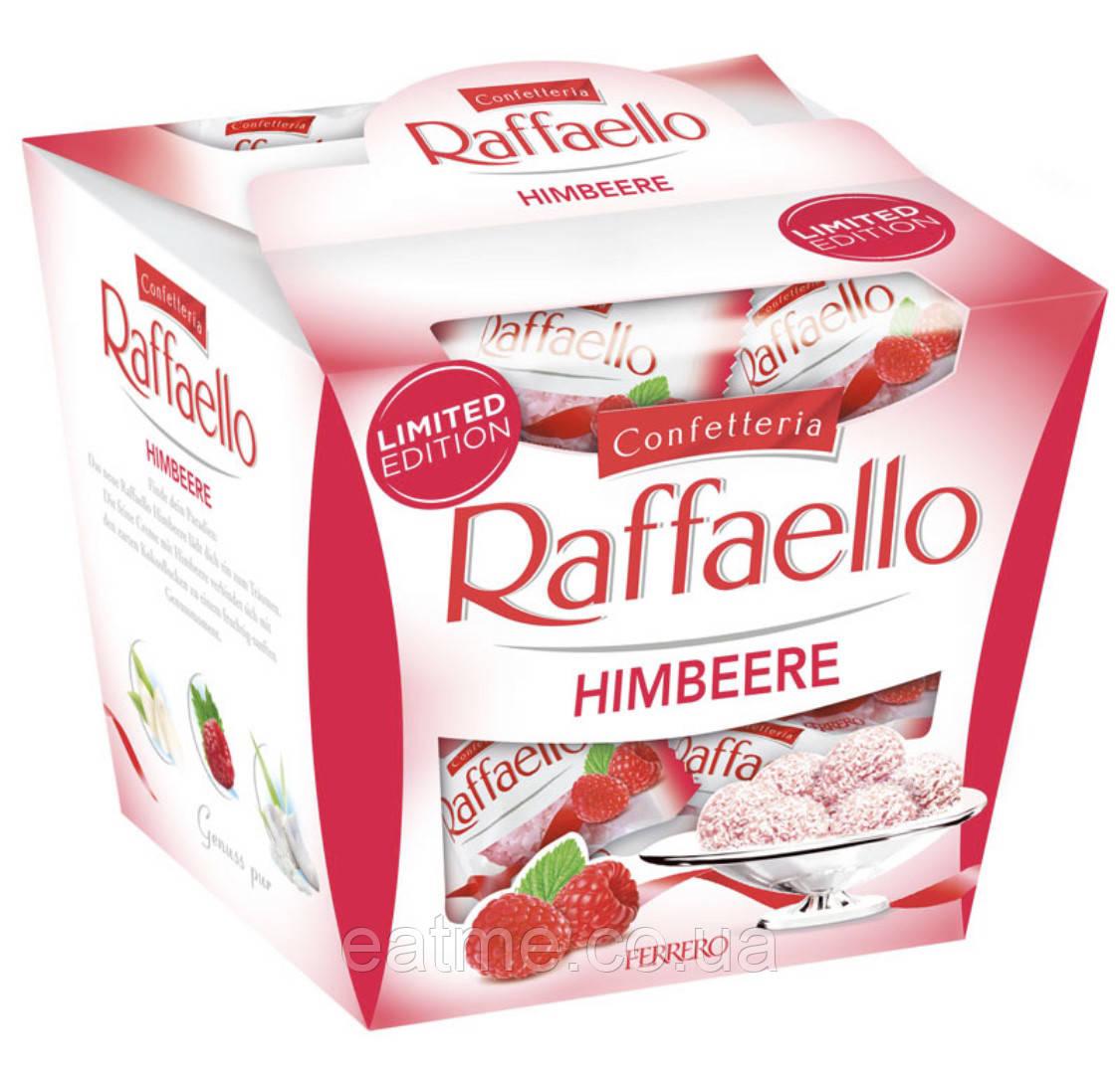 Raffaello с малиной