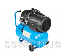 Компресор AL-FA ALC-50V / 50л : 3.2 кВт : 2-поршневий, фото 3