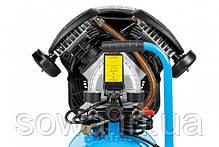 Компресор AL-FA ALC-50V / 50л : 3.2 кВт : 2-поршневий, фото 2