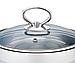 Кастрюля с крышкой из нержавеющей стали Maestro MR-3508-30 (10 л) | набор посуды Маэстро | кастрюли Маестро, фото 3