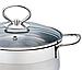 Кастрюля с крышкой из нержавеющей стали Maestro MR-3508-30 (10 л) | набор посуды Маэстро | кастрюли Маестро, фото 4