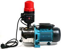 Поверхностный насос Omhi aqwa JY1000ss; 1,1 кВт;  h:50 м;  60 л/мин