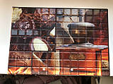 Декоративные Панели ПВХ Мозаика аромат кофе, фото 2