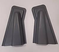 Накладки на механизм шкаф-кровать,защитный декоративный кожух для механизмов шкаф кровать серые