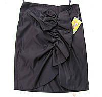 Р.128-152 Распродажа! Школьная форма - юбка чёрная, фото 1