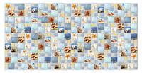 Декоративные Панели ПВХ Мозаика лагуна арт