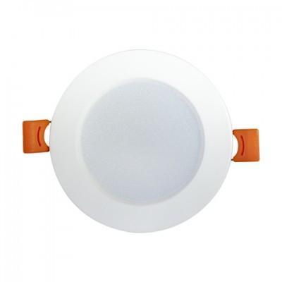 Потолочный врезной светильник ALEXA-24 24W 4200K кругл. бел. Код.59657