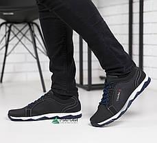 Мужские кроссовки белая подошва, фото 3