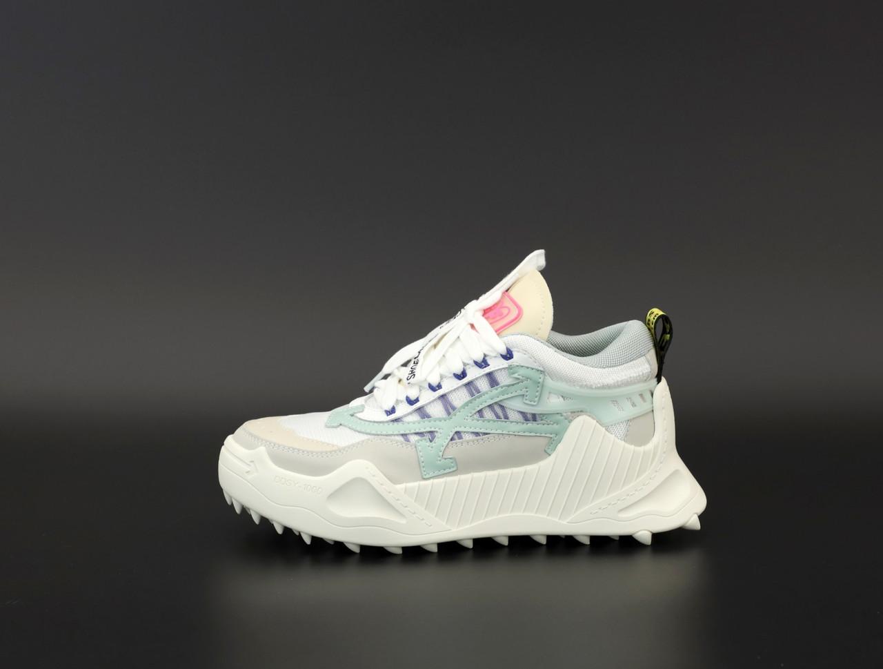 Женские кроссовки Off-White ODSY-1000, женские кроссовки офф вайт одси 1000, кросівки Off-White ODSY-1000