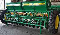 Сеялка зерновая Харвест 360 (СЗ-3.6) вариаторная, загортач