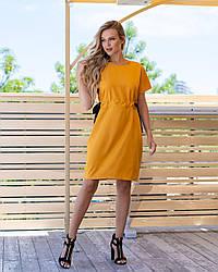 Легкое штапельное платье размеры 44-46,48-50,52-54