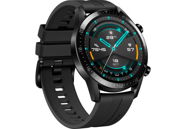 Смарт часы Huawei Watch GT 2 46mm black