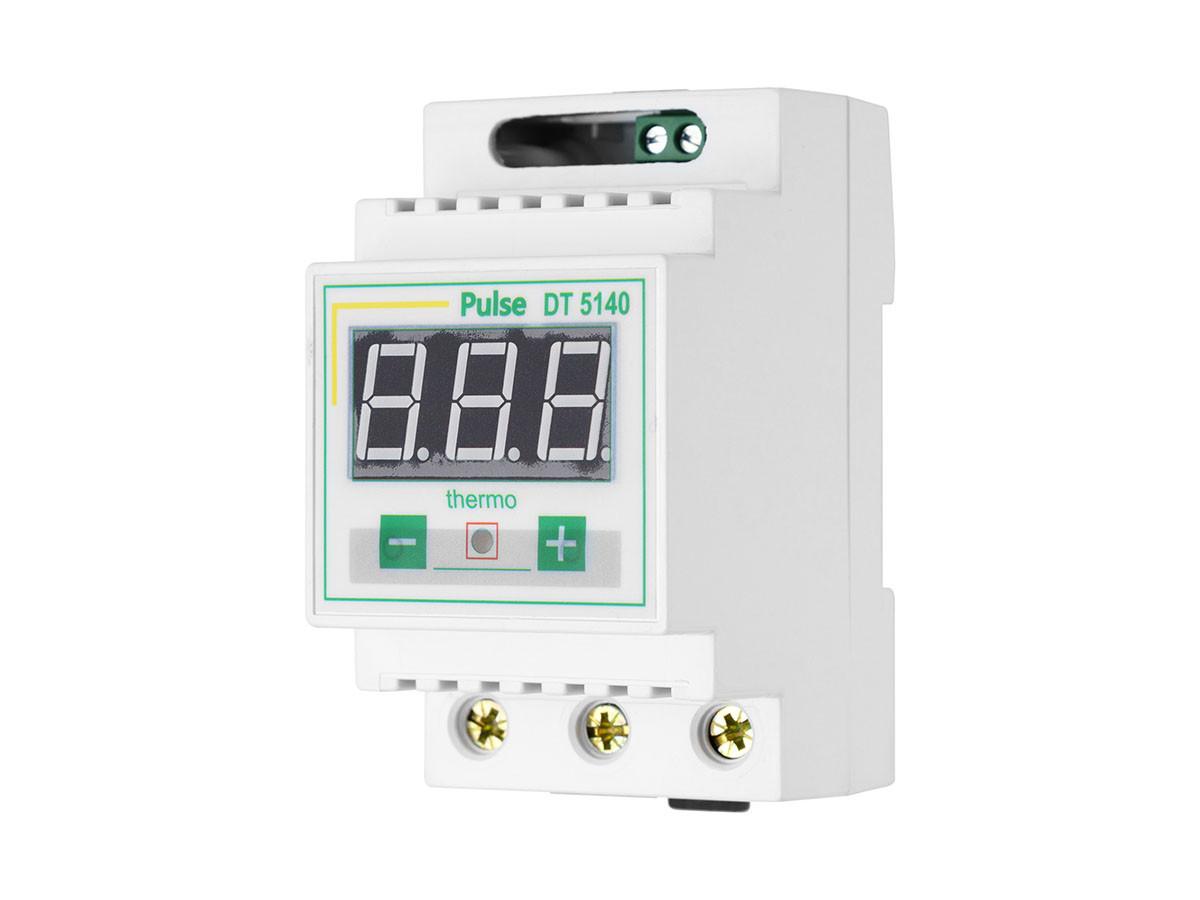 Терморегулятор PULSE ДТ 51-40 (датчик 2 м)