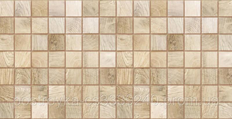 Декоративные Панели ПВХ Дерево брус белый