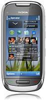 Китайский Nokia C7, 2 сим, Fm, Jawa., фото 1