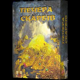 Игра настольная Bombat Game Пещера сокровищ (2-4 игрока, 5+ лет) | Настольный игровой набор