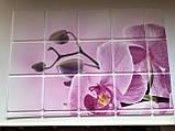 Декоративные Панели ПВХ Мозаика орхидея розея, фото 2
