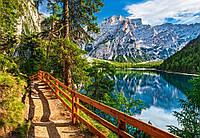 Пазлы Озеро Бэйли, Италия на 1000 элементов