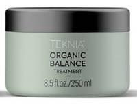 Lakme Teknia Organic Balance Treatment - Интенсивная увлажняющая маска для всех типов волос, 250 мл