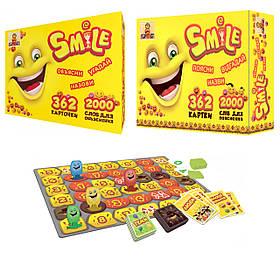 Игра настольная Bombat Game Смайл (4-16 игрока, 15+ лет) | Настольный игровой набор