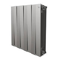 Радиатор Royal Thermo PianoForte 500 Silver Satin - 8 секц, фото 1
