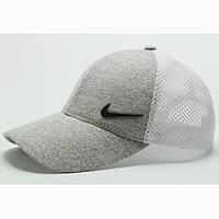 Бейсболка Nike сітка біла